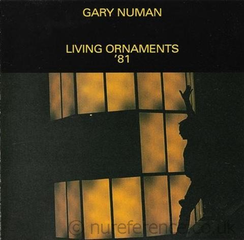 UK Live Albums - Nureference - The Complete Discography of Gary