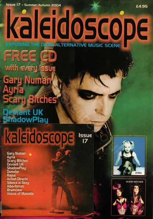 Music Magazines - Nureference - The Complete Discography of Gary